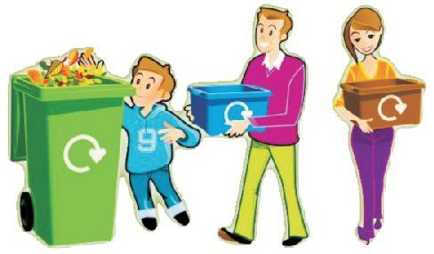 Gospodarka odpadami w2015 roku